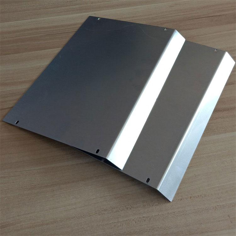 Non Standard Custom Made Aluminum Sheet Parts
