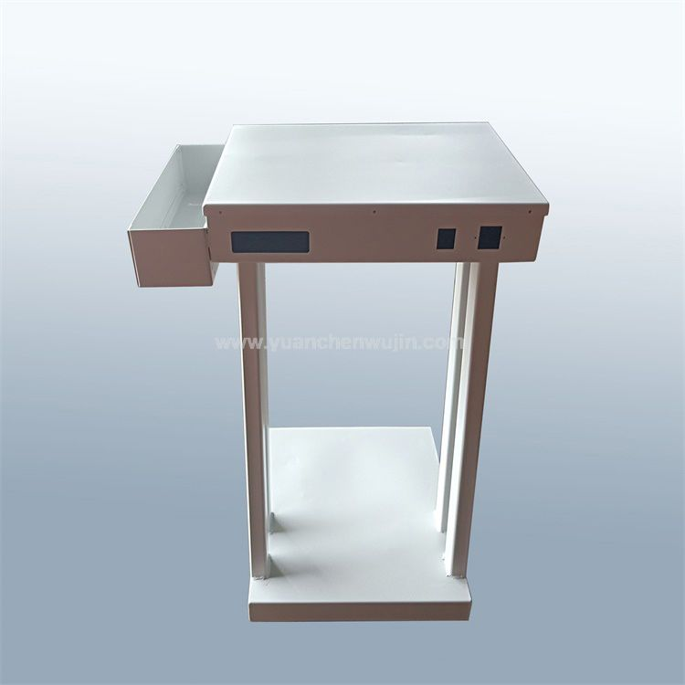 Medical device Monitor Platform Bracket