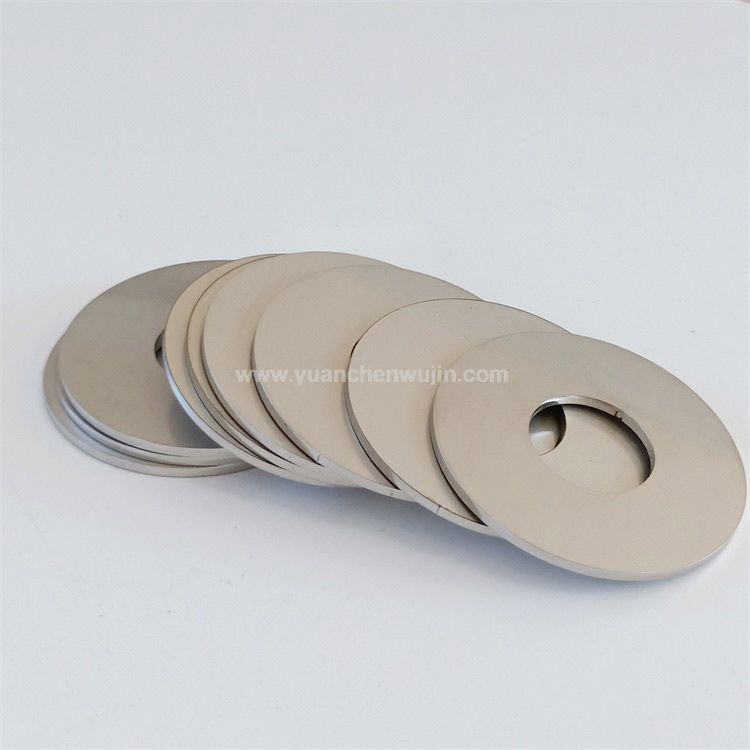 Non-standard Stainless Steel Circular Gasket