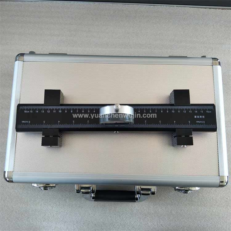 Glass Flatness Measurement Tool