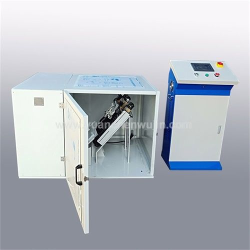 Pummel Test Device for Laminated Glass
