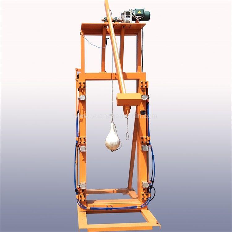 Ball Drop Test Frame