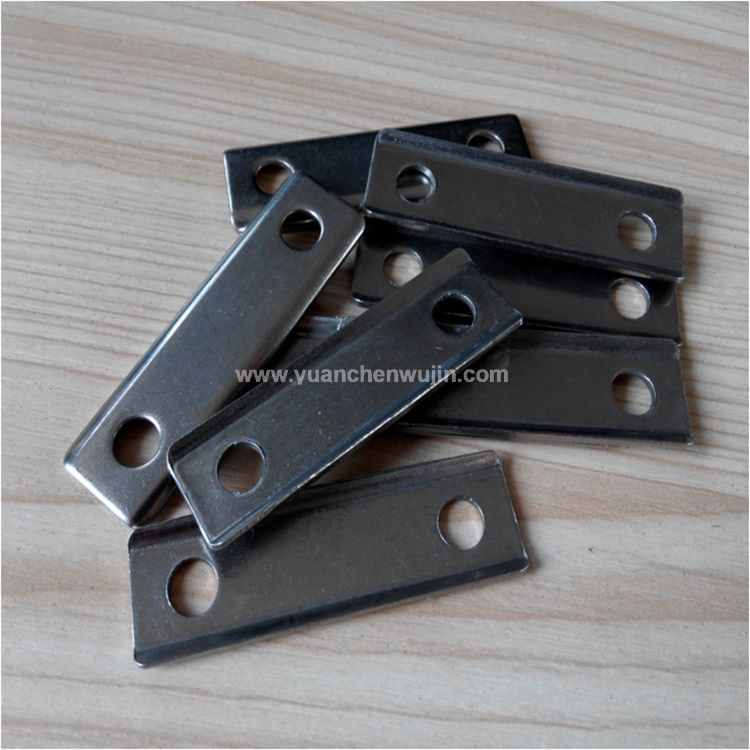 Metal Stamping Parts Fixed Plate for Equipment