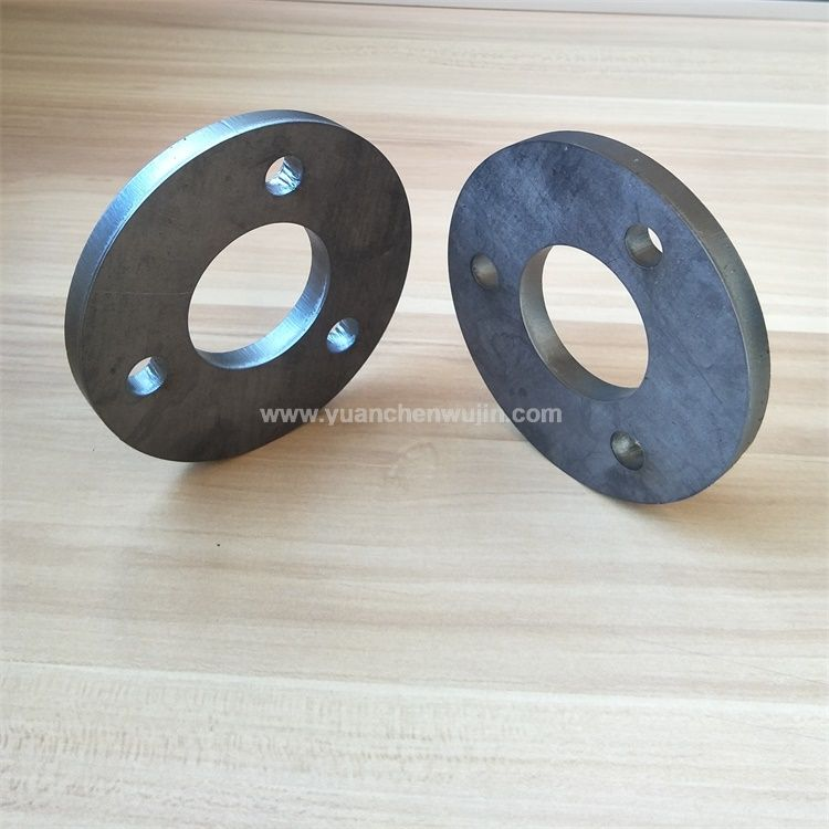Nonstandard Carbon Steel Flange Cutting and Forming Customized Processing