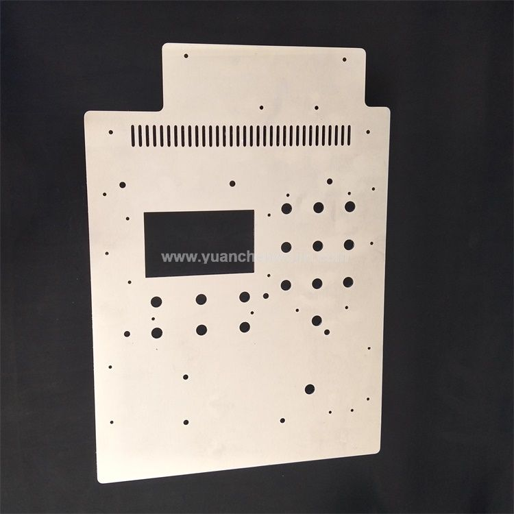Aluminum Plate Sheet Metal Shell for Instrument and Distribution Cabinet