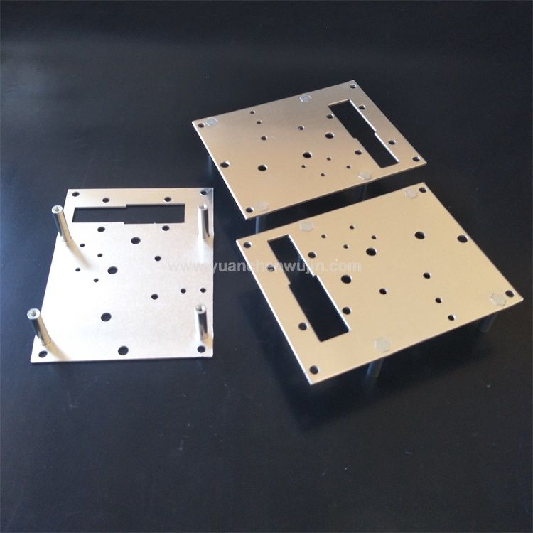 Sheet Metal Riveting Parts of Instrument Support