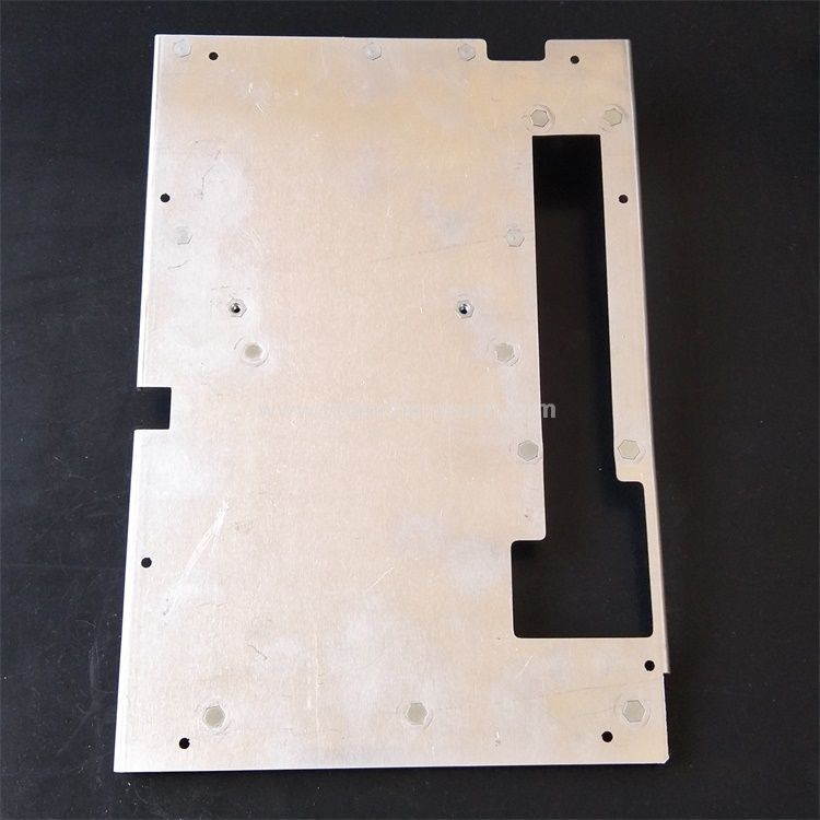 Aluminum Shielding Cover Customized Machining for Armarium