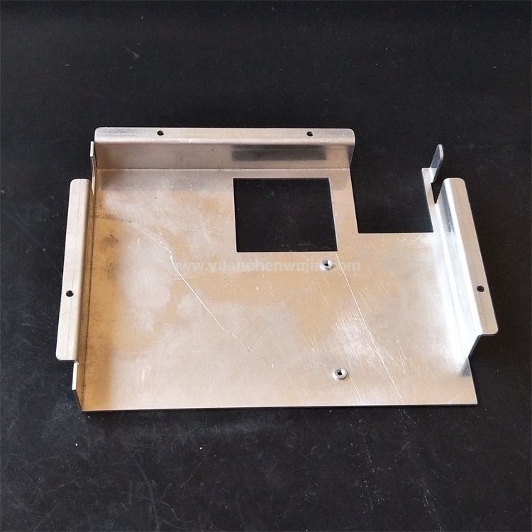 Aluminum Alloy Metal Sheet Bending Forming Parts