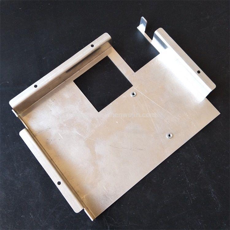 Aluminum Alloy Metal Sheet Bending Forming Parts