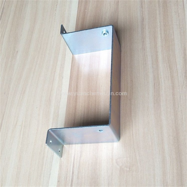 Galvanized Sheet Metal Support Frame for Medical Equipment