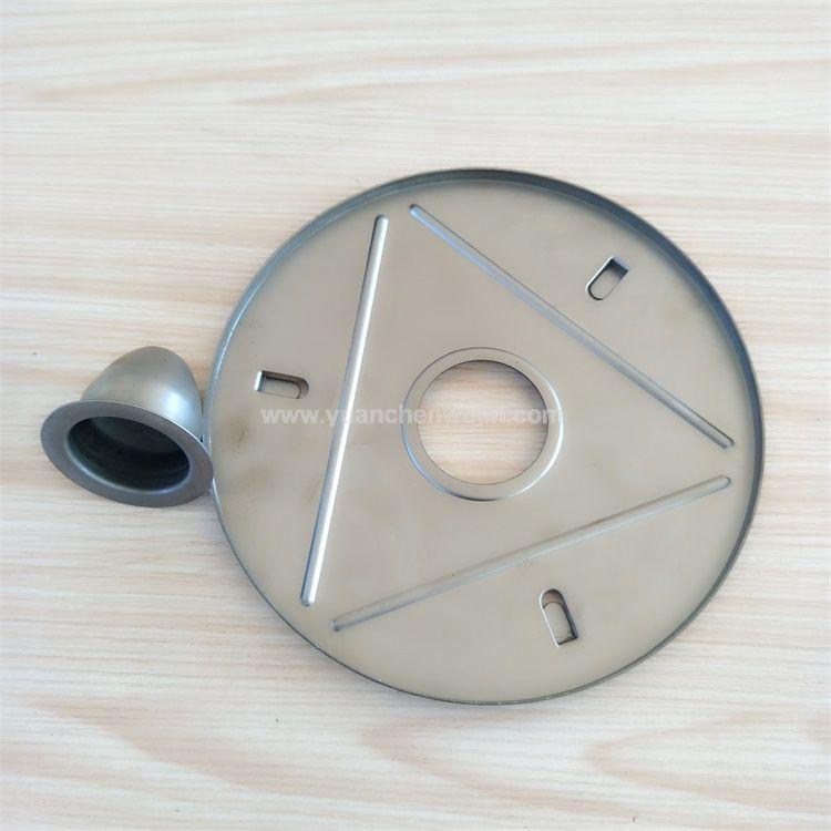 Metal Stamping Support for Wheel Hub Spraying