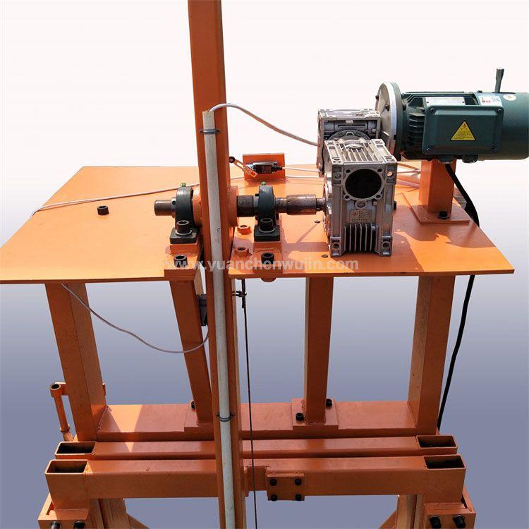Glass Impact Testing Device