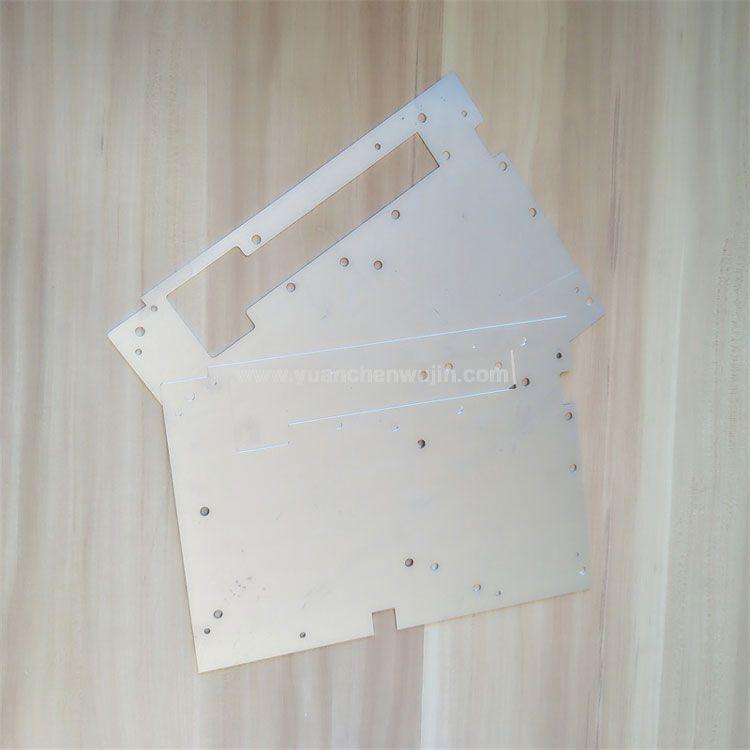 Al Alloy Sheet Laser Cutting Service