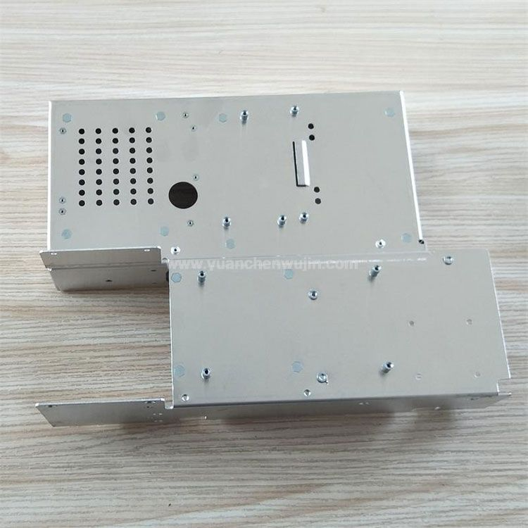 Instrument and Equipment Sheet Metal Parts Stamping Bending Riveting