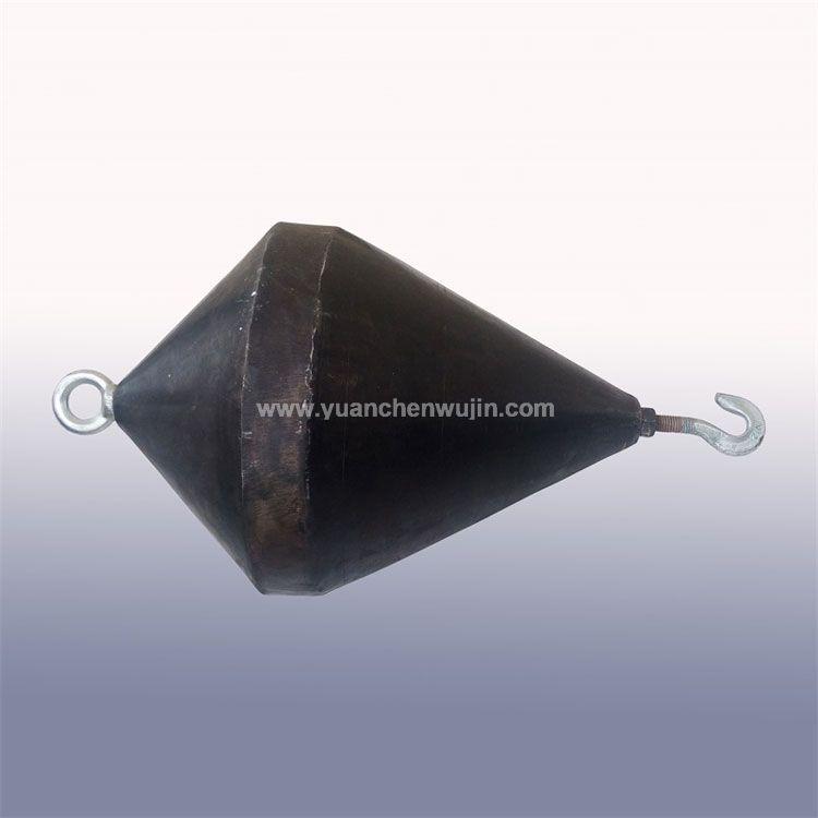 Elevator Hard Pendulum Shock Device