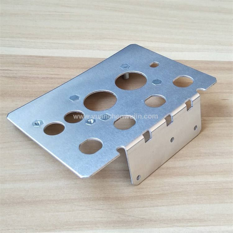 Aluminum Alloy Sheet Metal Interface Board