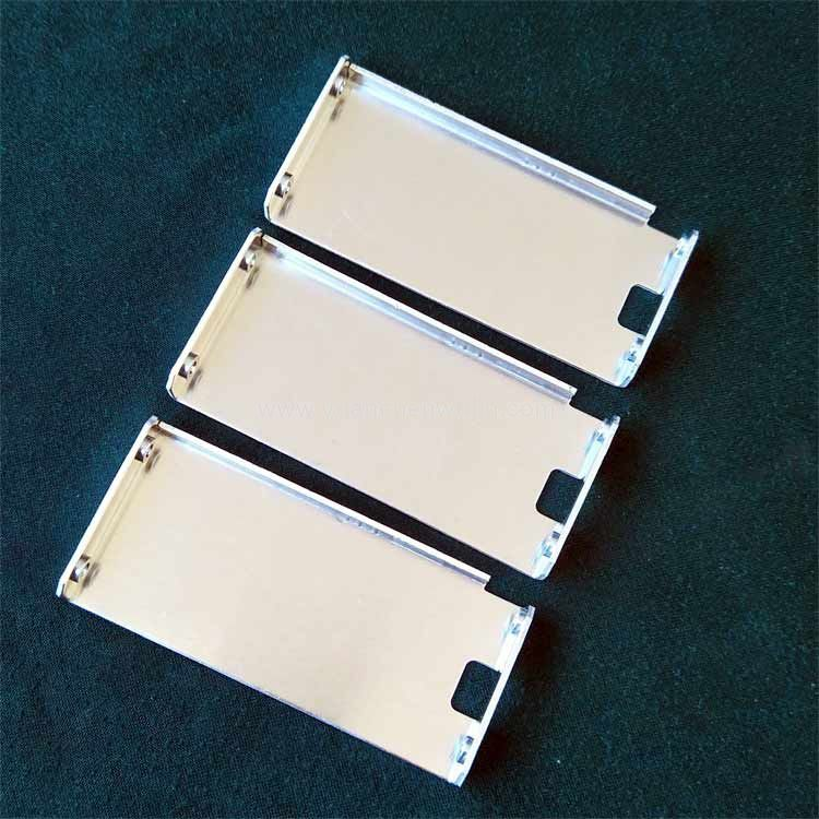 Aluminum Fixed Sheet Metal Parts for Instrument and Apparatuses Printer