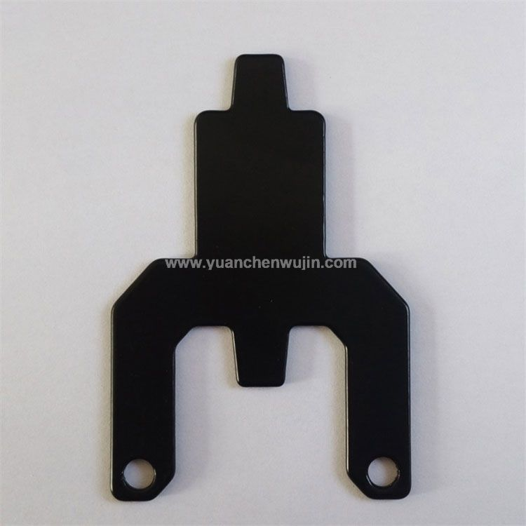 Powder Coated Customized Metal P-Bracket for Equipment