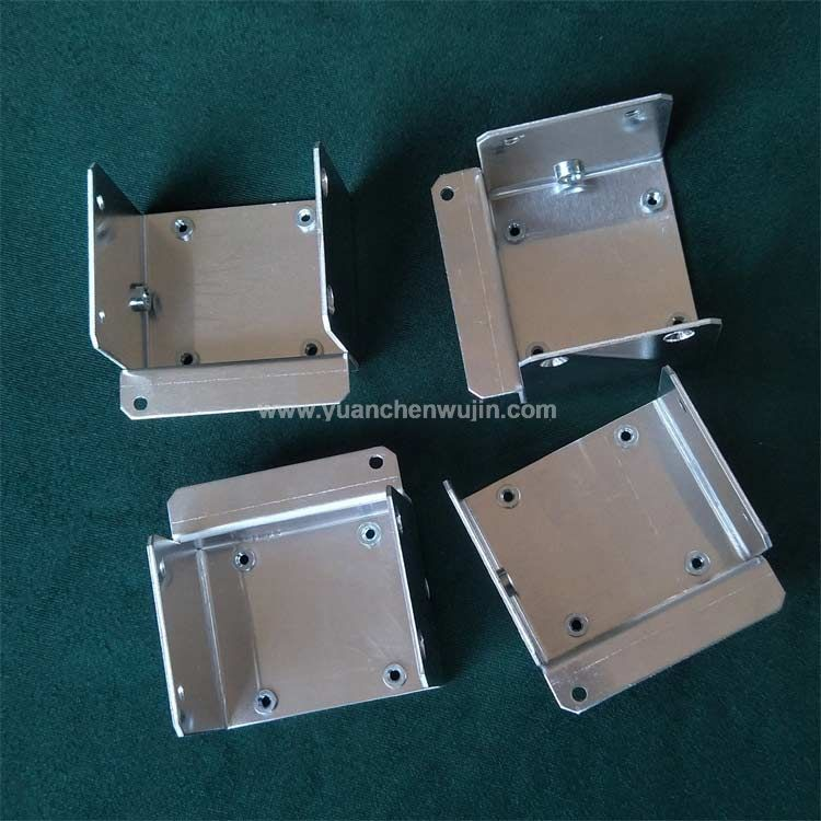 Sheet Metal Fixed Support Brackets of Instruments Power Supply