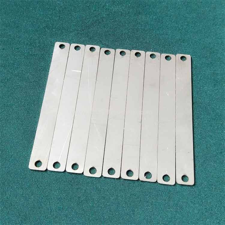 Stamping Metal Fixed Plates for LCD Screen and Display Screen