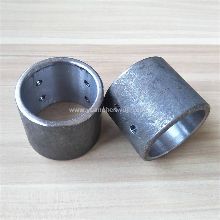 CNC Machining Parts for Steel Pipe Connecting Parts