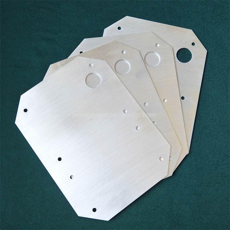 Aluminum Shielding Case Sheet Metal Forming Parts
