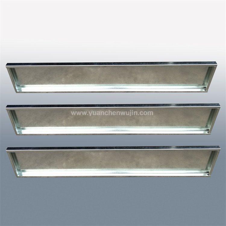 Custom Sheet Metal Fabrication of Galvanized Sheet
