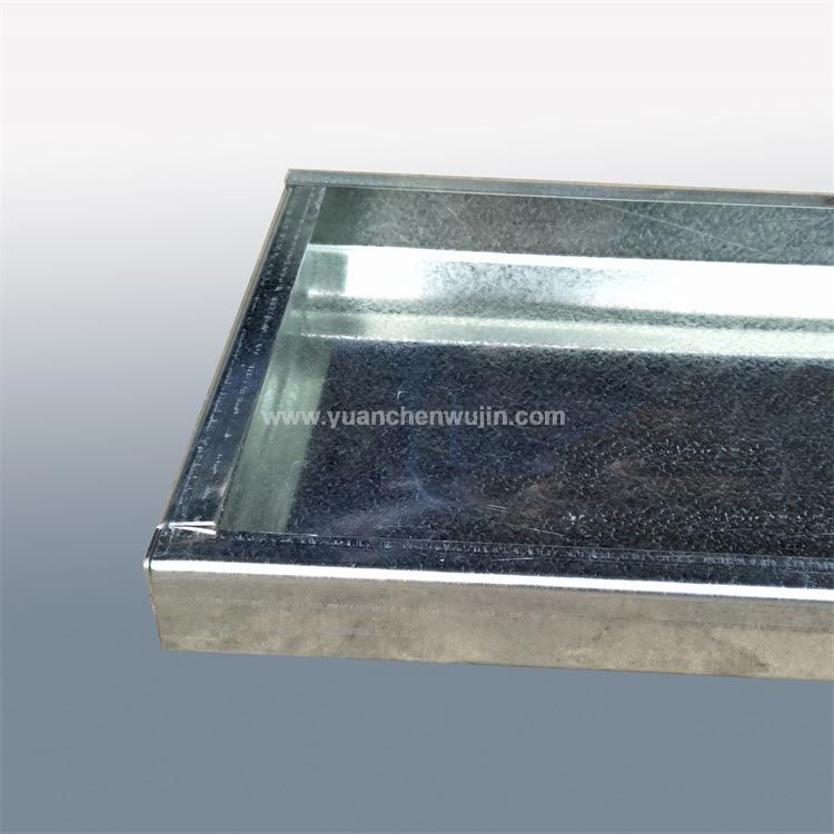 Sheet Metal Stamping Metal Guard Plate and Protective Plate of Water Tank for Sewage Purification Equipment