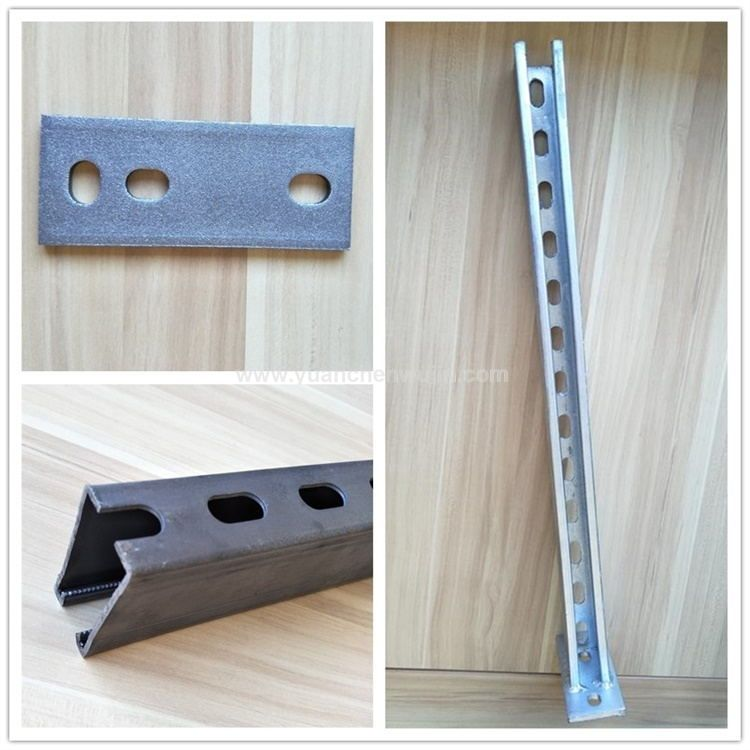 Galvanized Cable Tray Bracket Cable Bridge Cable Pipe Gallery