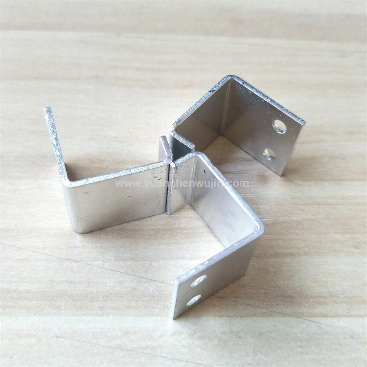 Sheet Metal Bending Bracket of Al Alloy Sheet