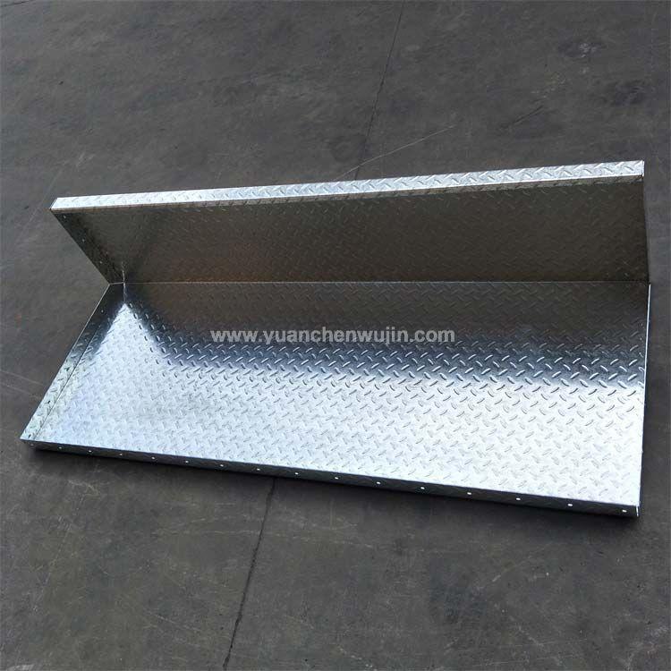 Galvanized Sheet Bending Stamping Parts