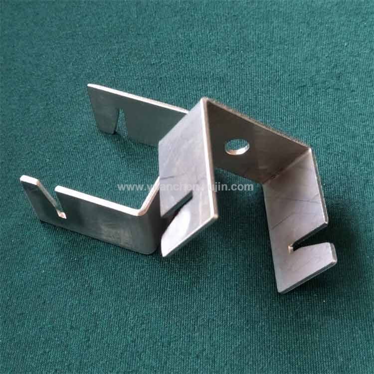 Sheet Metal Bending Of Stainless Steel Plates