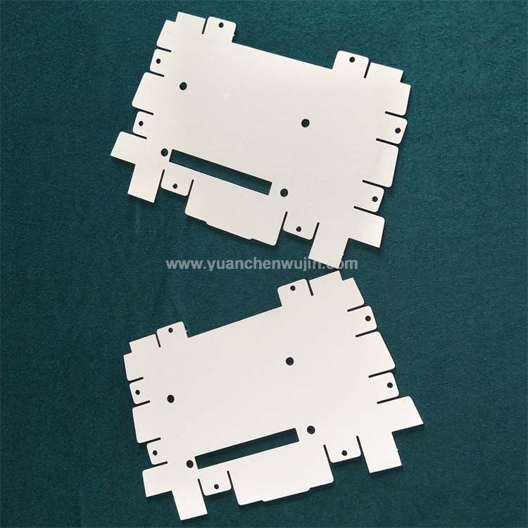 Main Supporting Stamping Plate for Electronic Instrument