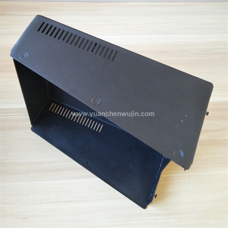 Bending Forming and Riveting for Electronic Instrument Shell