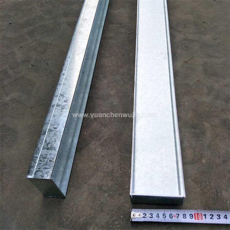 Galvanized Sheet Metal Bending Parts
