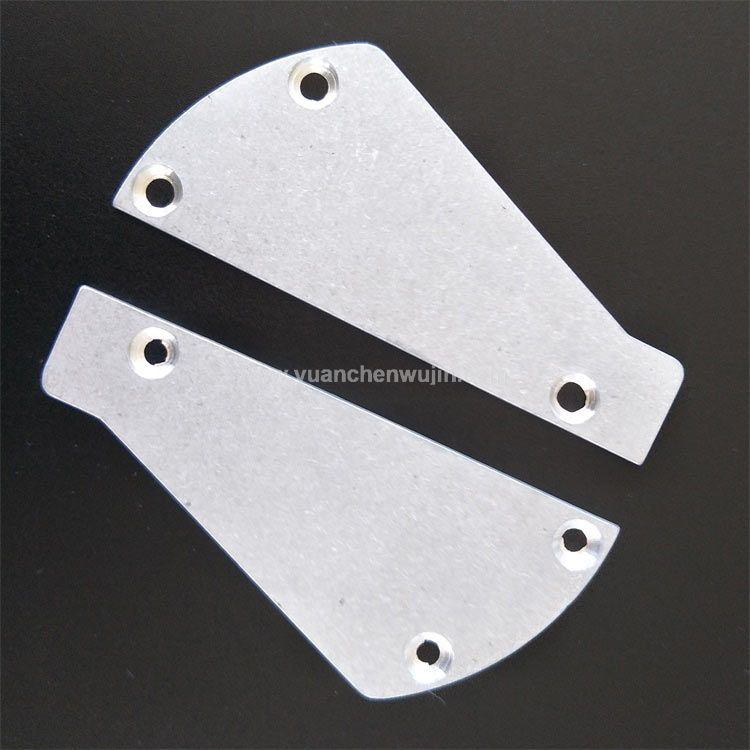 Aluminum Sheet 5052 Laser Cutting Parts