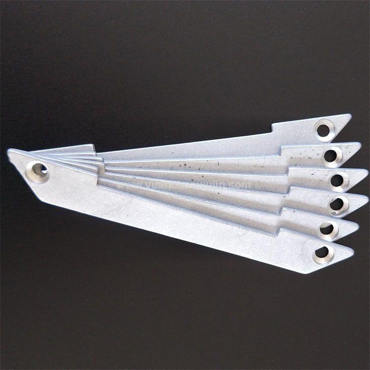 Laser Cutting Aluminum End Cap