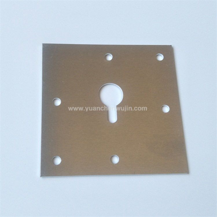 Sheet Metal Cutting of 3003 Aluminum Plate