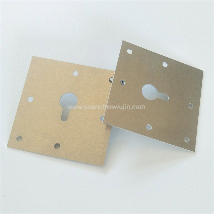 Aluminum Sheet Shaped Gasket