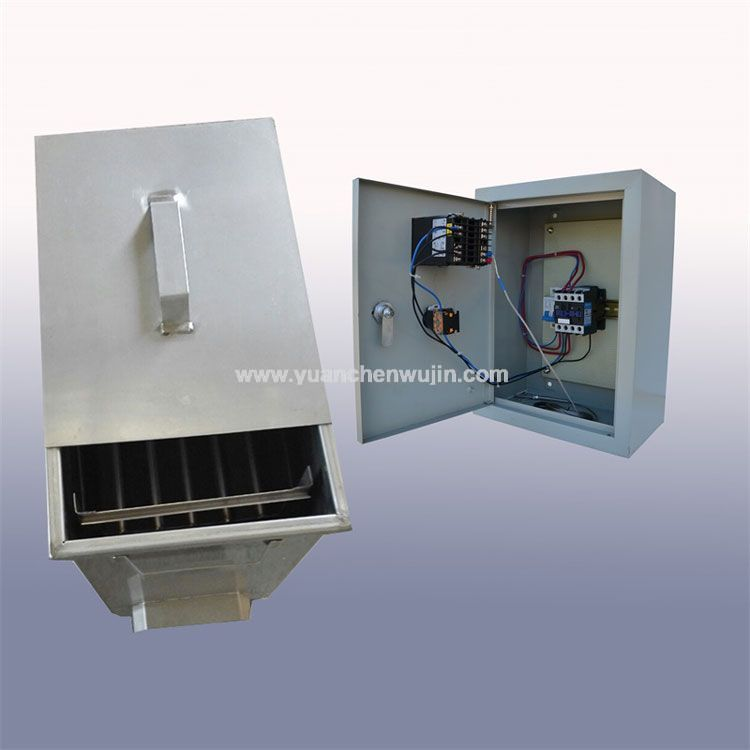 Safety Glass Boil Test Box