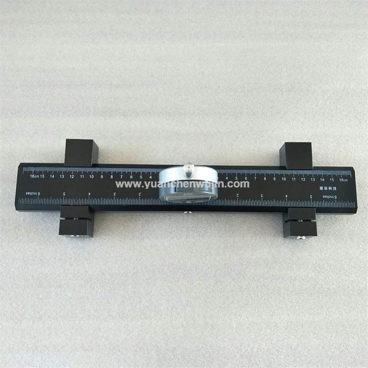 Tempered Glass Flatness Testing Instrument