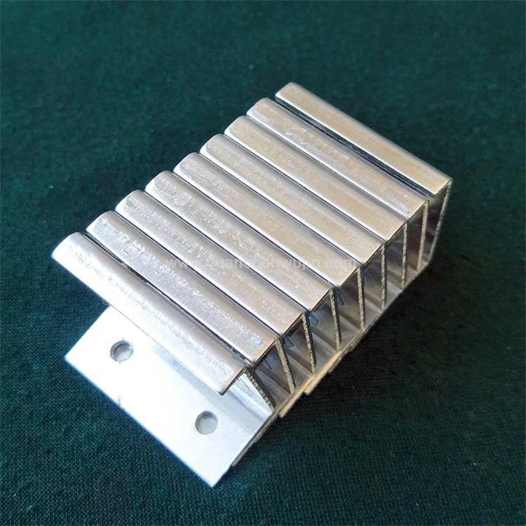 Sheet Metal Bracket for Electronic Equipment