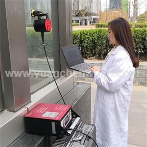 Measurement of Arcuate Form and Wave Form of Toughened Glass